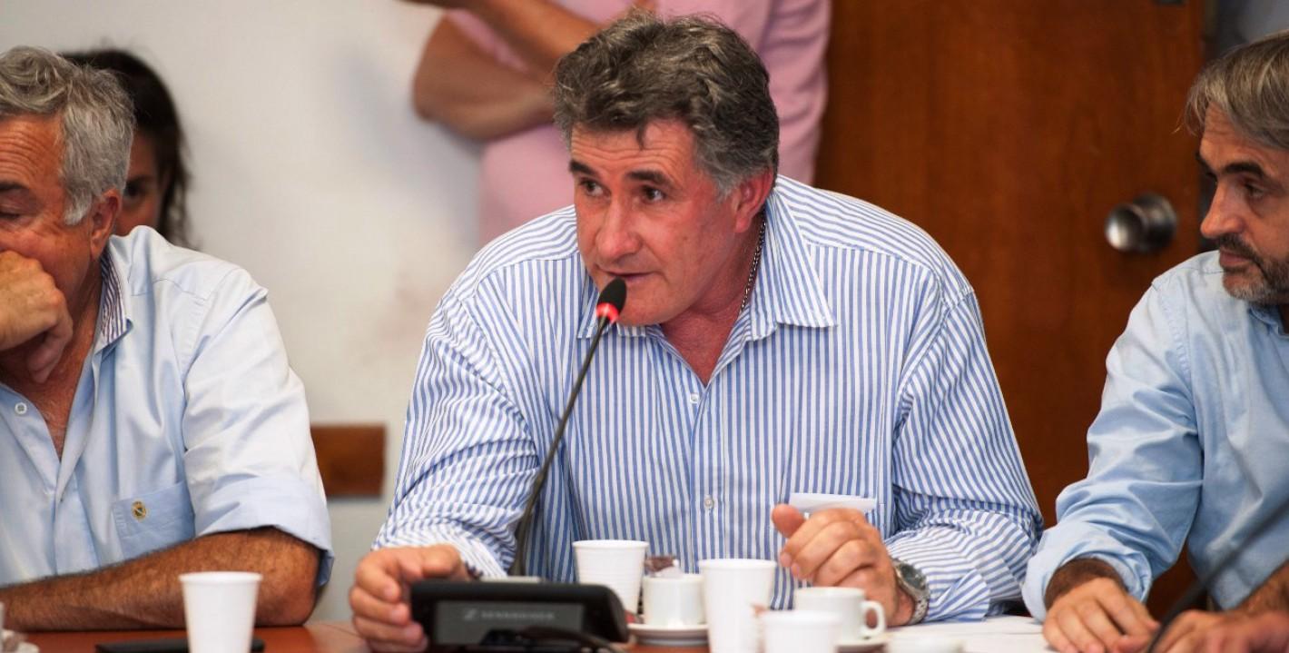 Resultado de imagen para Carlos Achetoni, presidente de la Federación Agraria